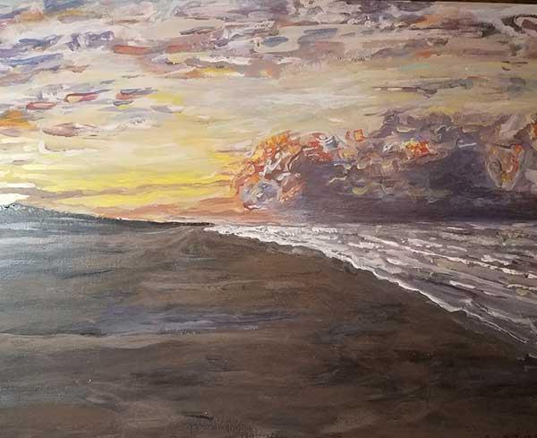 Daybreak Dreams, Kiawah Island