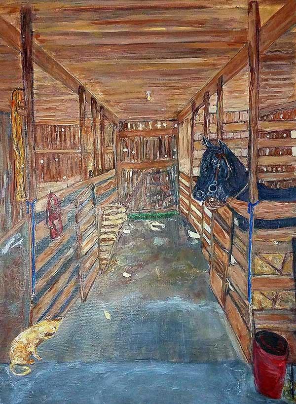 Sweet Barn Essence
